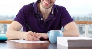 écriture d'une lettre d'amour pour une femme