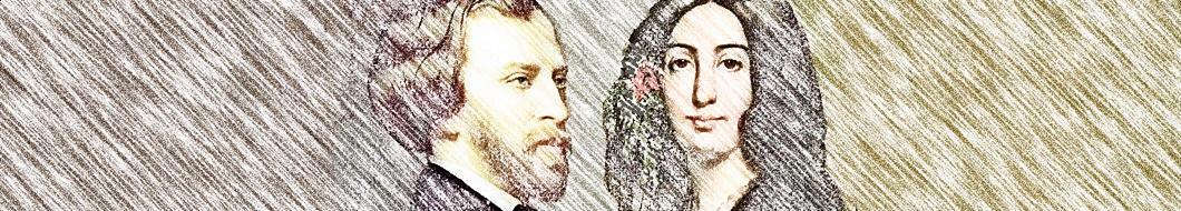 Déclaration d'amour par message codée George Sand et Alfred de Musset